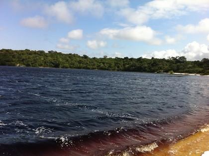 Lagoa da Coca Cola, Baía Formosa. Foto: Karla Larissa