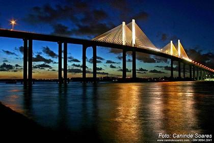 Ponte Newton Navarro. Foto: Canindé Soares