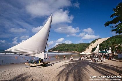 Ponta Negra. Foto:Canindé Soares