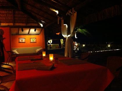 Restaurante da Pousada Amagali