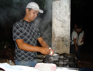 Café da manhã em Icoaraci