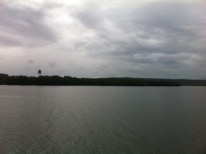 As Nova Ilhas  são um arquipélago fluvio-marinho localizado na Lagoa Mundaú