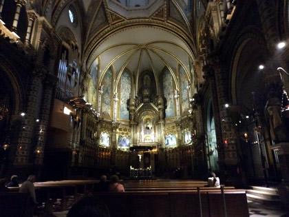 Altar da Basílica