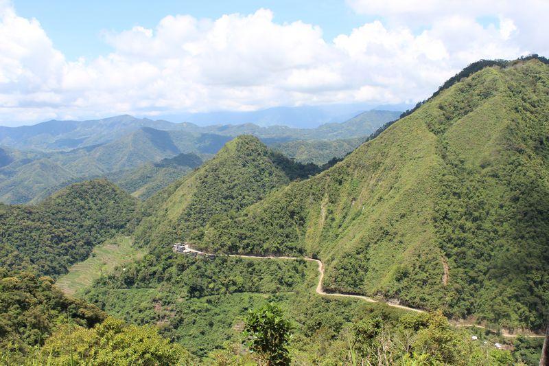 Montanhas de Banaue