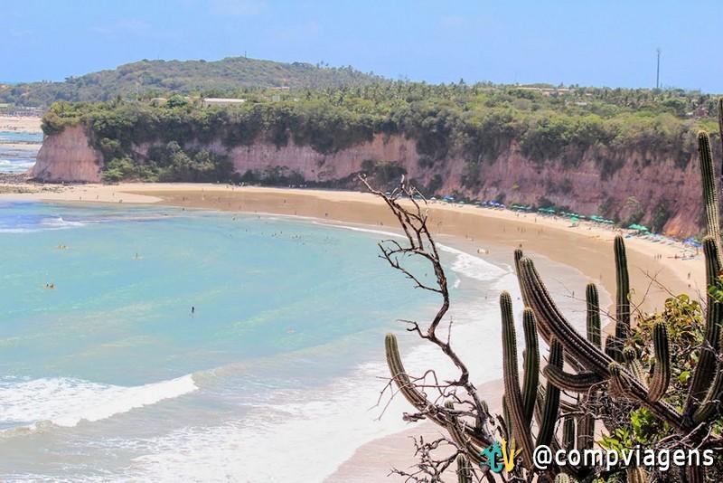 Praia do Madeiro, Pipa