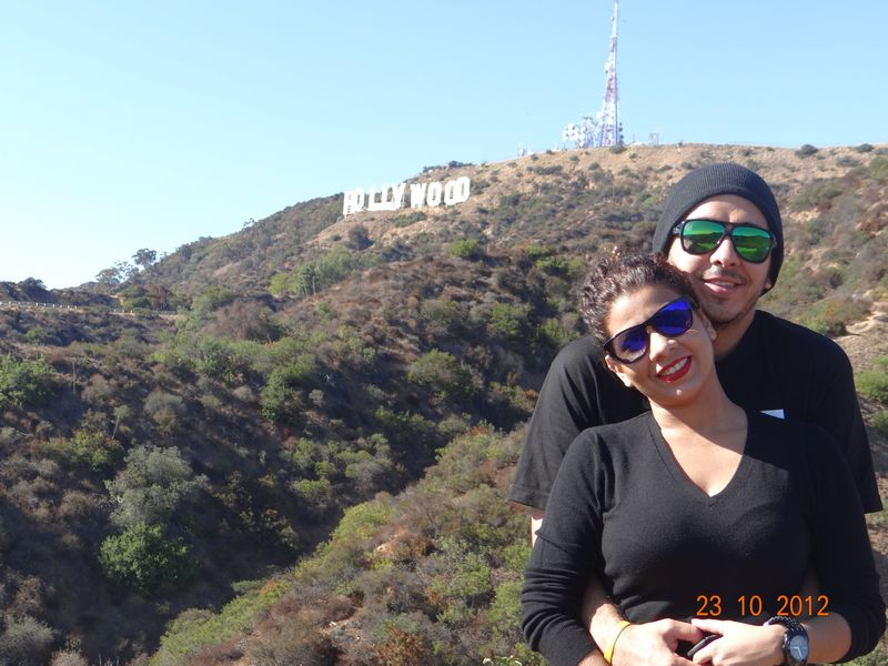 Jamille e Tarso em Hollywood