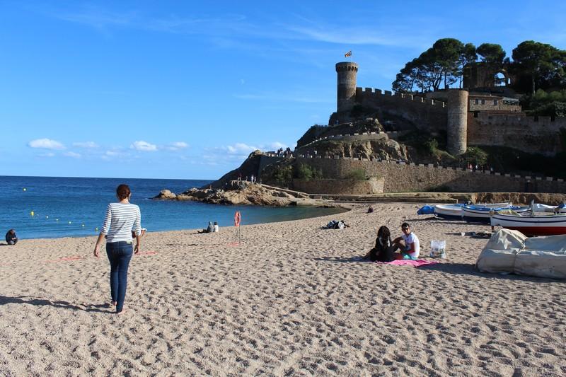 Praia de Tossa, Tossa de Mar