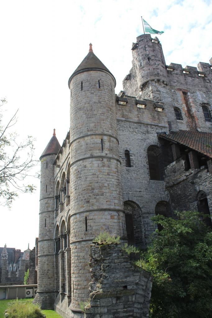 Castelo de Gravensteen