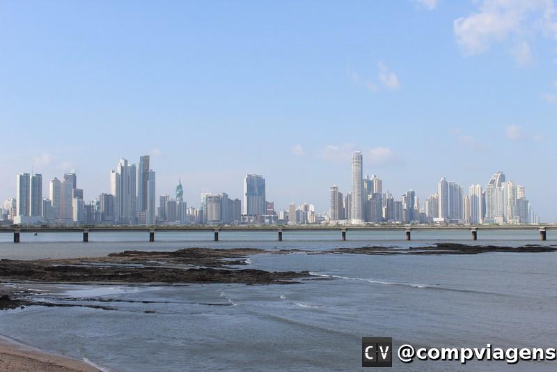 Skyline Cidade do Panamá