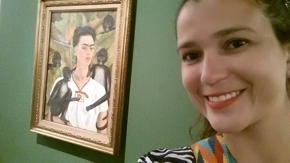 Exposição Frida Kahlo, em São Paulo