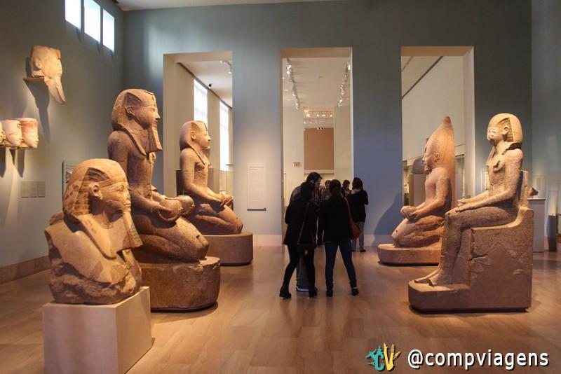 Coleção do Egito Antigo no Met
