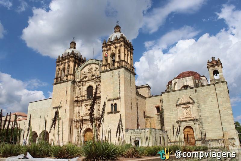 Templo de San Domingo Guzman