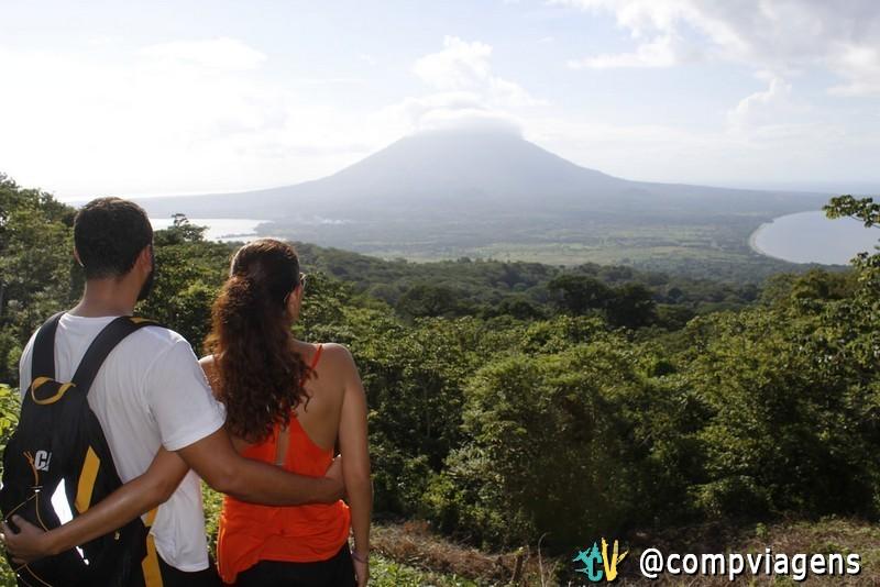 Mirante do Vulcão Maderas
