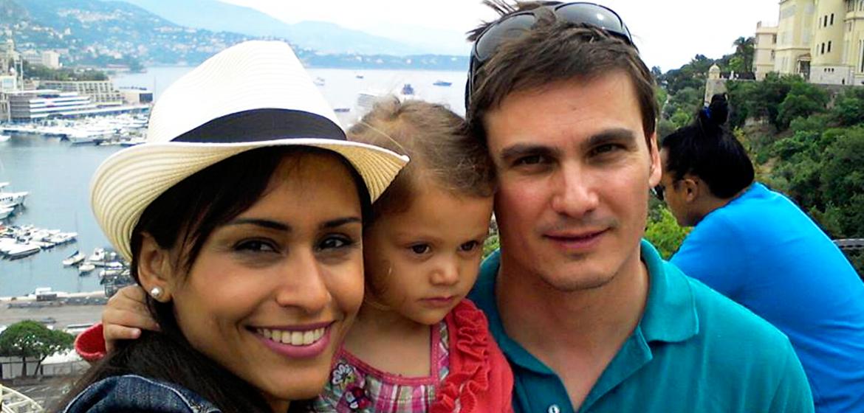 Suzy, Laia e Jordi em Mônaco