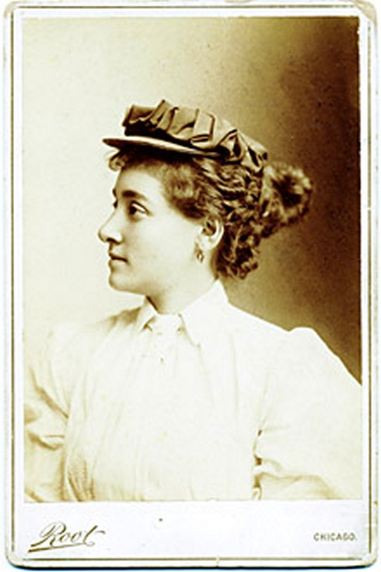 Annie Londonderry. Foto: commons.wikimedia.org