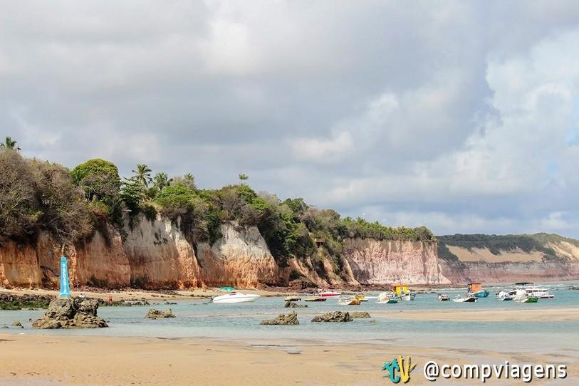 Praia do Centro, Pipa