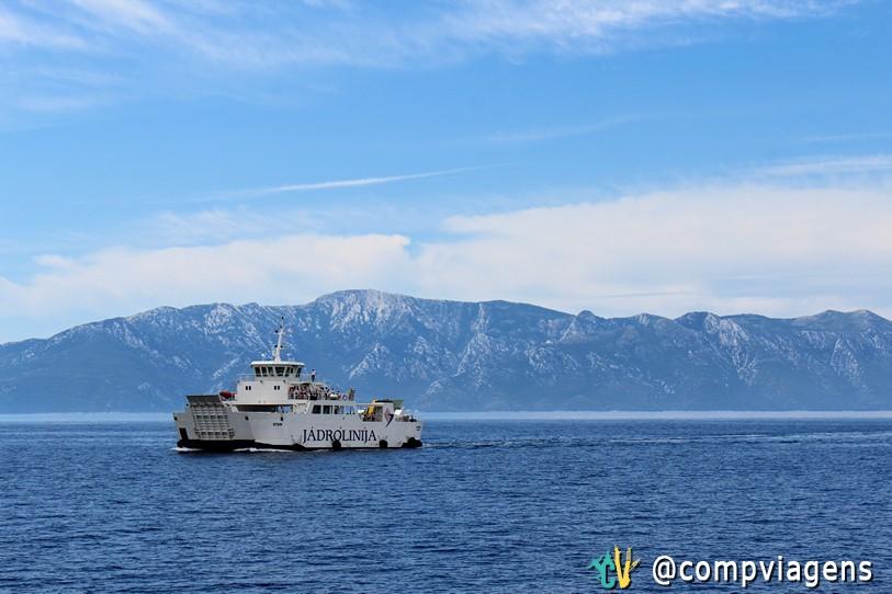 Ferry para Hvar