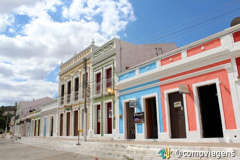 Centro histórico de Piranhas, Alagoas