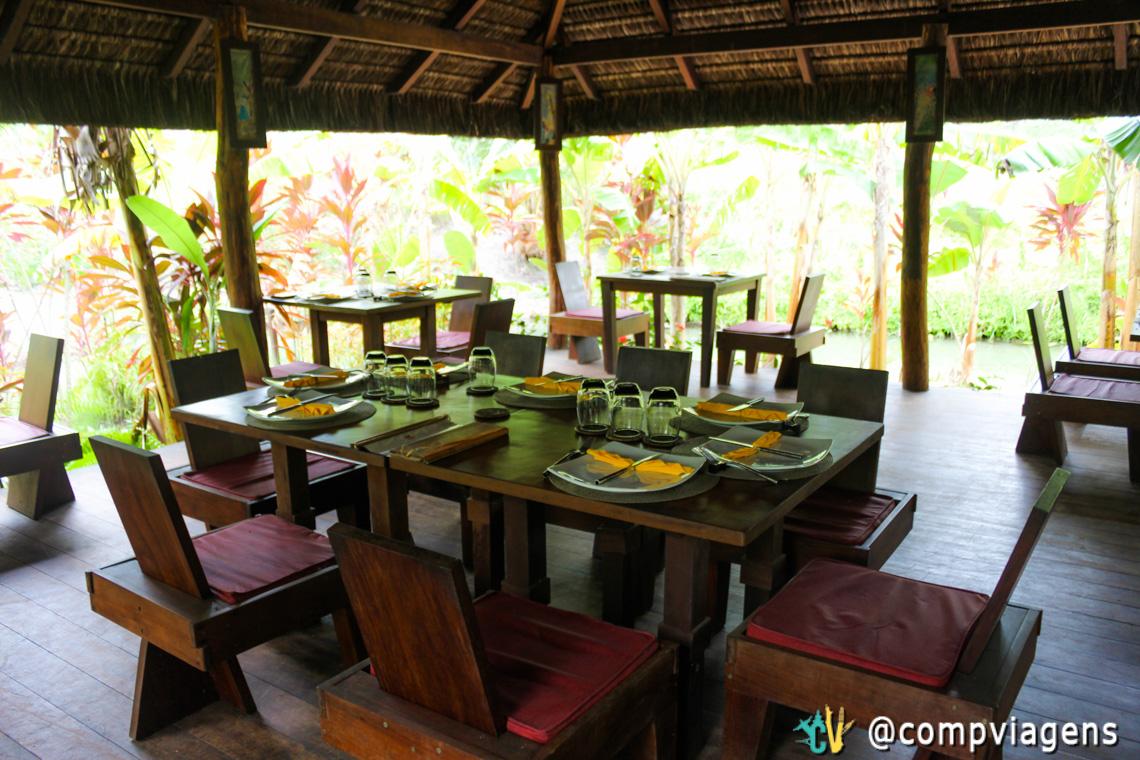Restaurante do Tao Paradise