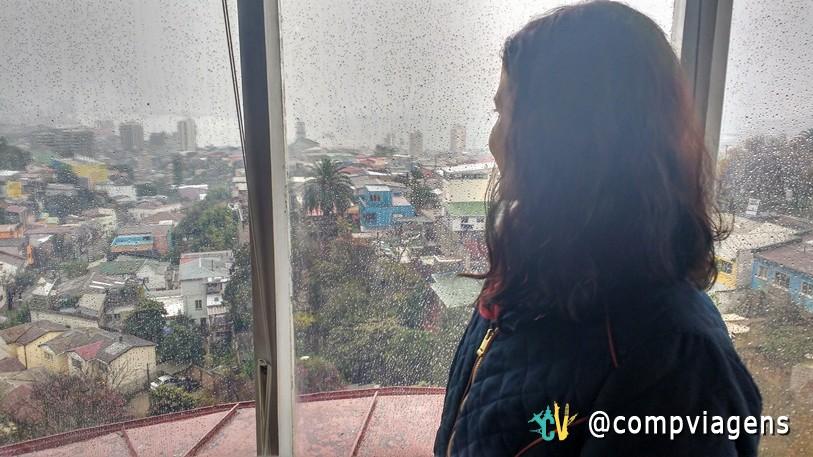 Olhando pela mesma janela que inspirava Neruda
