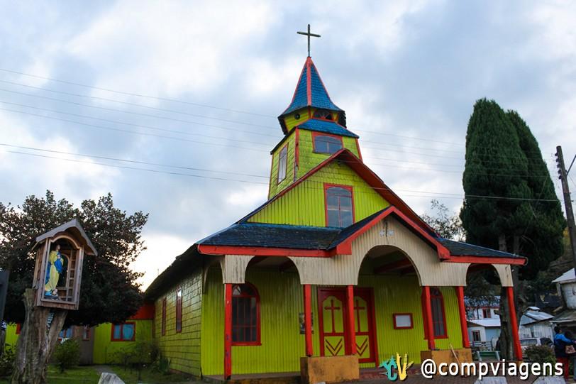 Igreja de Quemchi