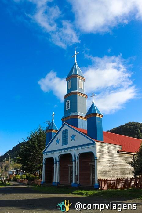 Igreja de Tenaún, Chiloé