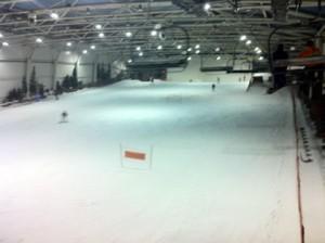 Estação de Esqui Xanadu Shopping