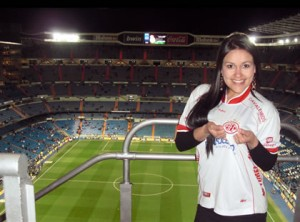 Estádio Santiago Bernabeu