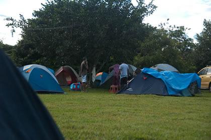 Camping Estância Solar - Cavalcante (GO)