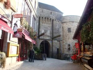 La Mère Poulard, o restaurante mais tradicional de Saint Michel