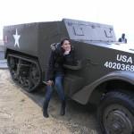 Veículo blindado americano