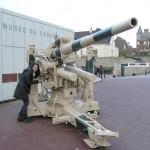 Canhão de artilharia antiaérea
