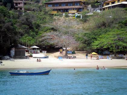 Praia de João Fernandinho (eu acho!)