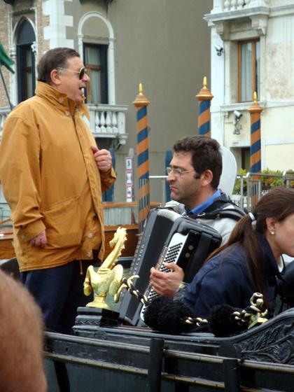 Músicos da Gôndola
