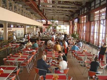 Restaurantes da Estação. Foto: ABN News