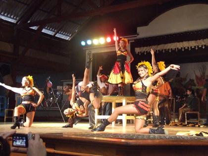 West Selvagem: música, dança e humor na hora do almoço
