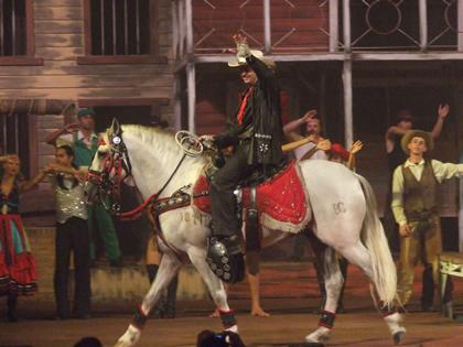 Show O Sonho do Cowboy