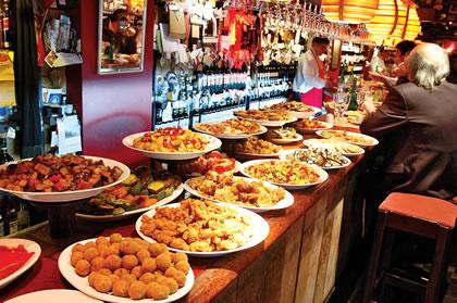 Restaurante Tancat é especializado em cozinha espanhola da Catalunha