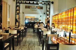 O Dominga fica em Palermo Hollywood e tem uma comida muito bem elaborada