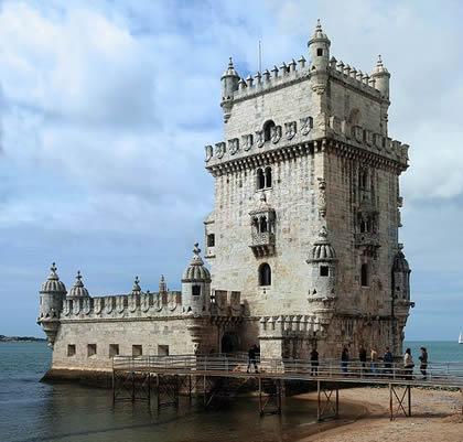 Torre de Belém. Foto: Joaquim Alves Gaspar