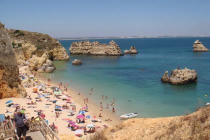 Algarve a região mais visitada de Portugal