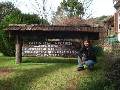 Castelinho Caracol ou Casa da Família Franzen
