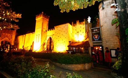 Albergue Lua Cheia e Taverna Pub. Foto: Rogério Vital