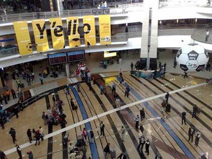 Aeroporto de Joanesburgo