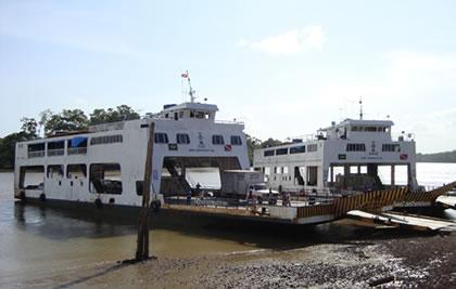 Porto de Camará (Salvaterra)