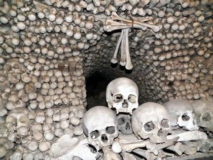 Capela de Ossos ou ossuário