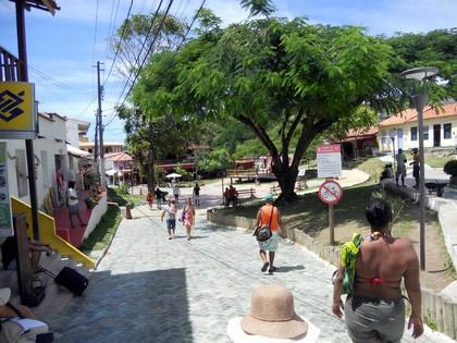 Vila principal