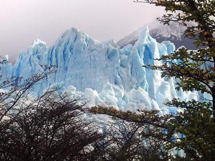 Glaciar Perito Moreno, Patagônia argentina, 2006
