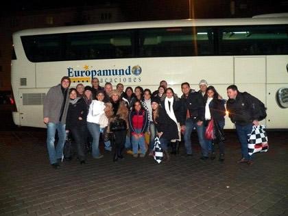 Grupo da Excursão