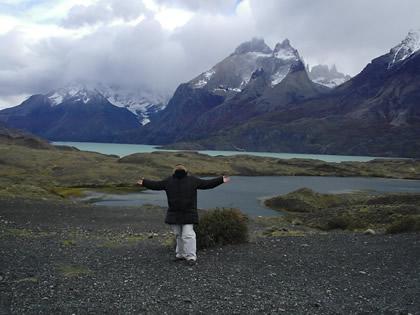 Parque Nacional Torres del Paine, Patagônia chilena, 2006